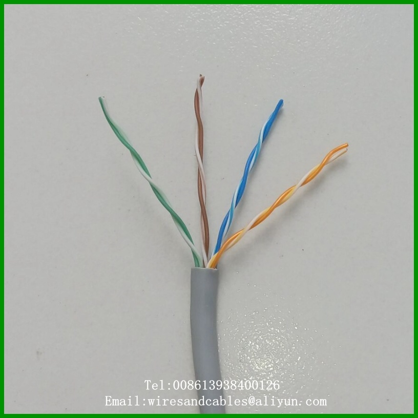 AWG24 Cat5e Data Cable Communication Wire