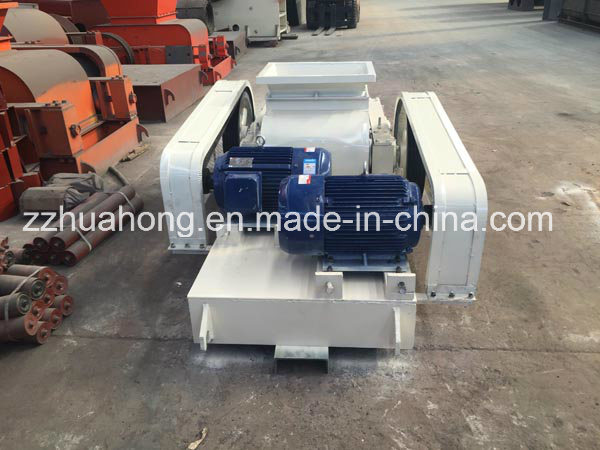 Large Capacity Double Roller Crusher, Coal Crusher with Ce