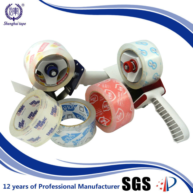 for Carton Sealing Low Noise BOPP Adhesive Packing Tape