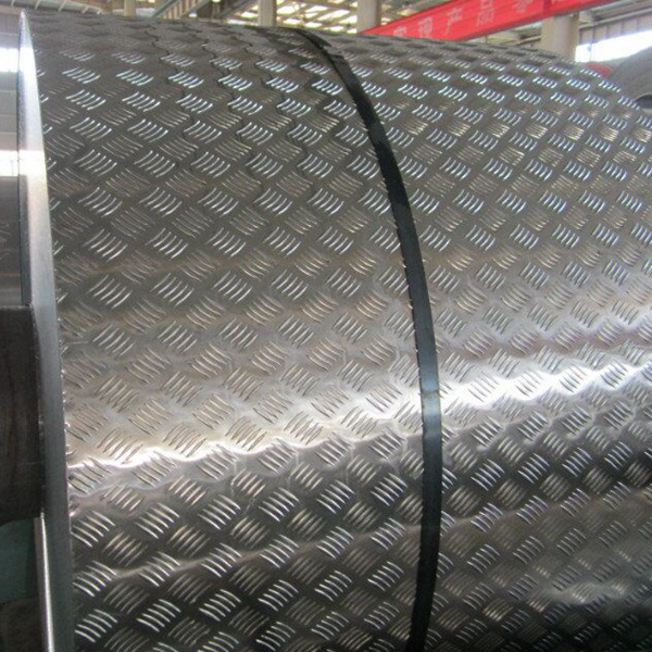 5052 Aluminium Checkered Plate for Boat Deck