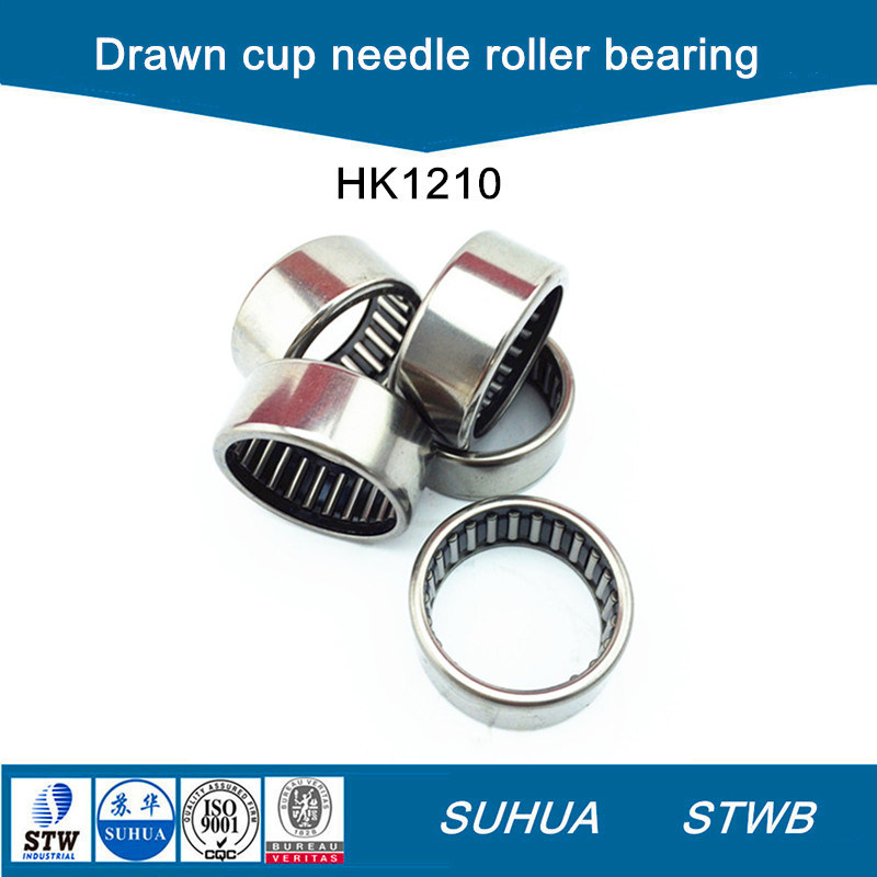 Drawn Cup Needle Roller Bearing with Open Ends (HK1210)