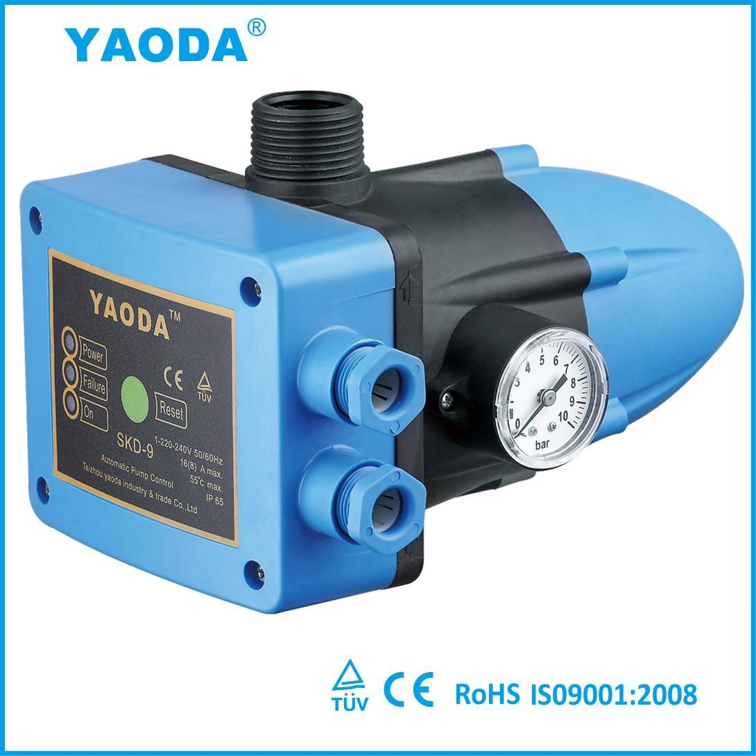 Electronic / Automatic Pressure Control for Water Pump (SKD-9B)