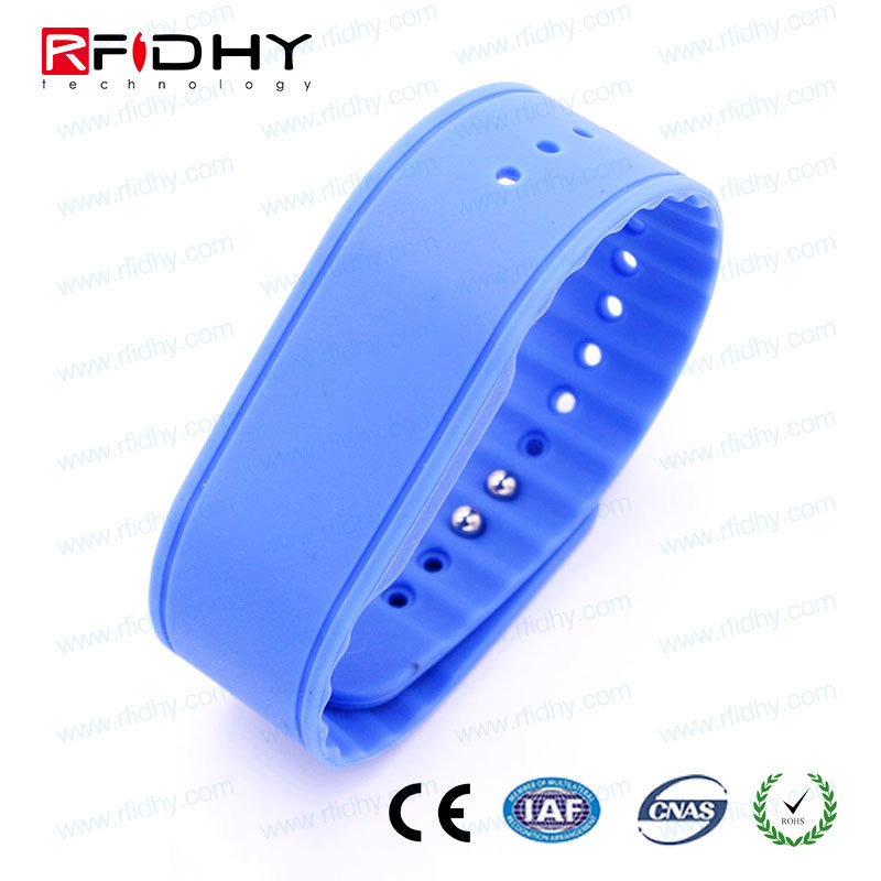 Promotional IP68 Silicone Smart RFID Bracelet & Wristband