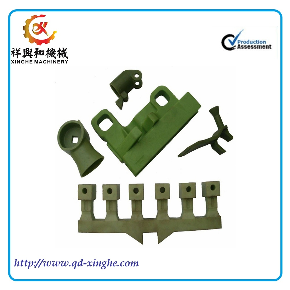 Ductile Iron Foundry with Sand Casting
