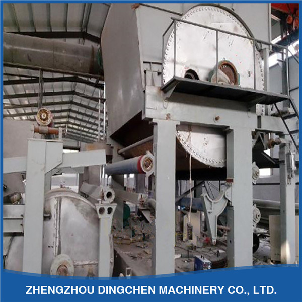 (DC-1575mm) Small Model Hand Tissue Making Machine with 3 T/D