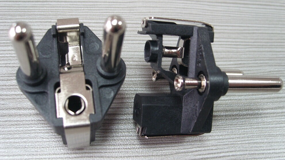 VDE Approved Schuko Plug Inserts