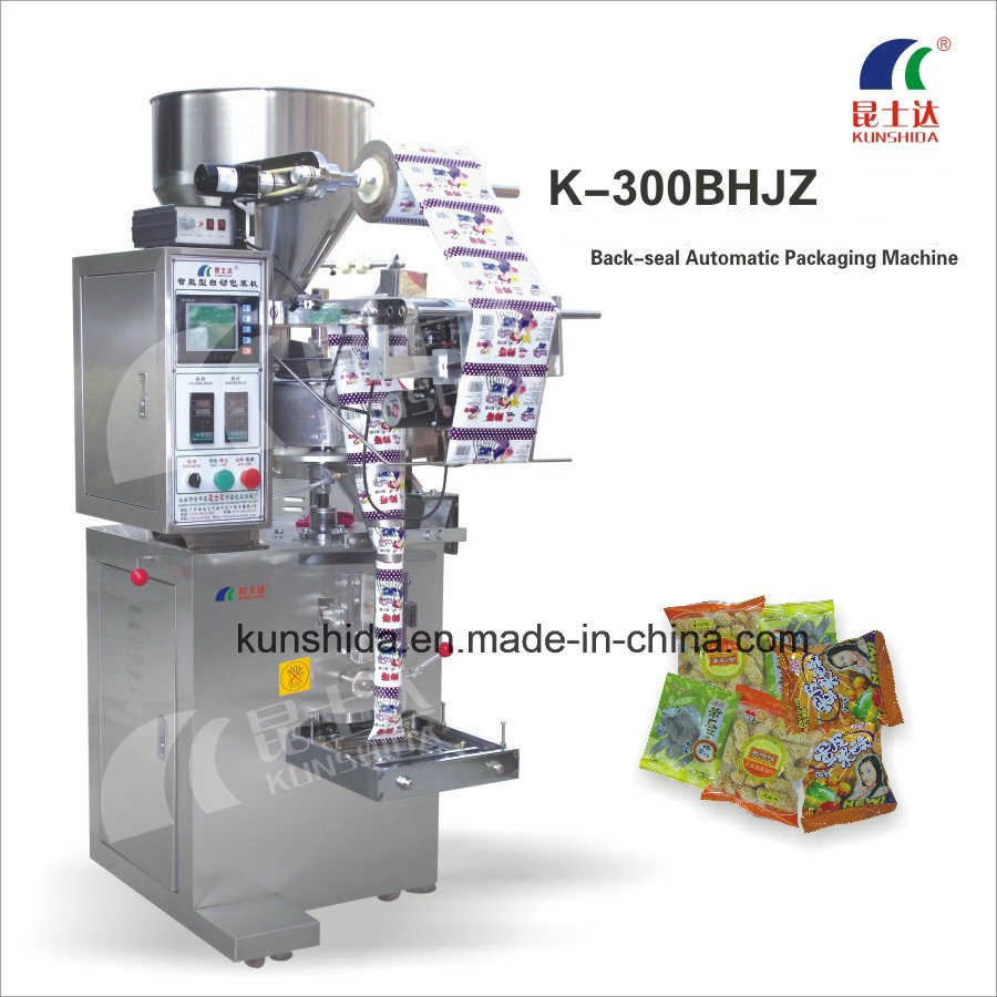 Back-Sealing Automatic Packaging Machine- Stainless Steel