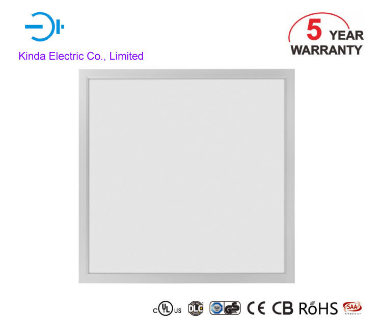 Ceiling/Recessed/Hanging 5 Years Warranty SMD 0-10V Dimming 32W 2X2FT Square LED Panel Light Lighting with Ce RoHS ERP UL Dlc4.0