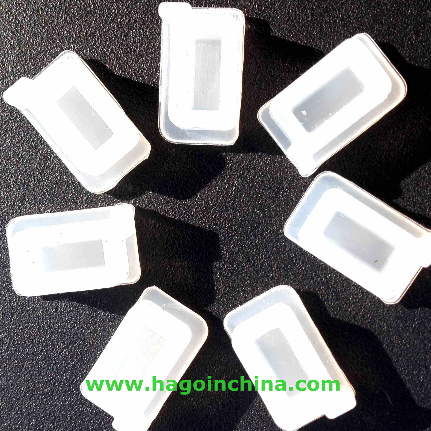 Custom Food Grade Silicone Rubber Parts for Coffee Machine
