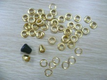 Brass Round Eyelet with Washer
