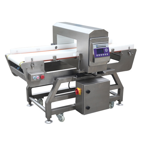 Check Weigher with Metal Detector