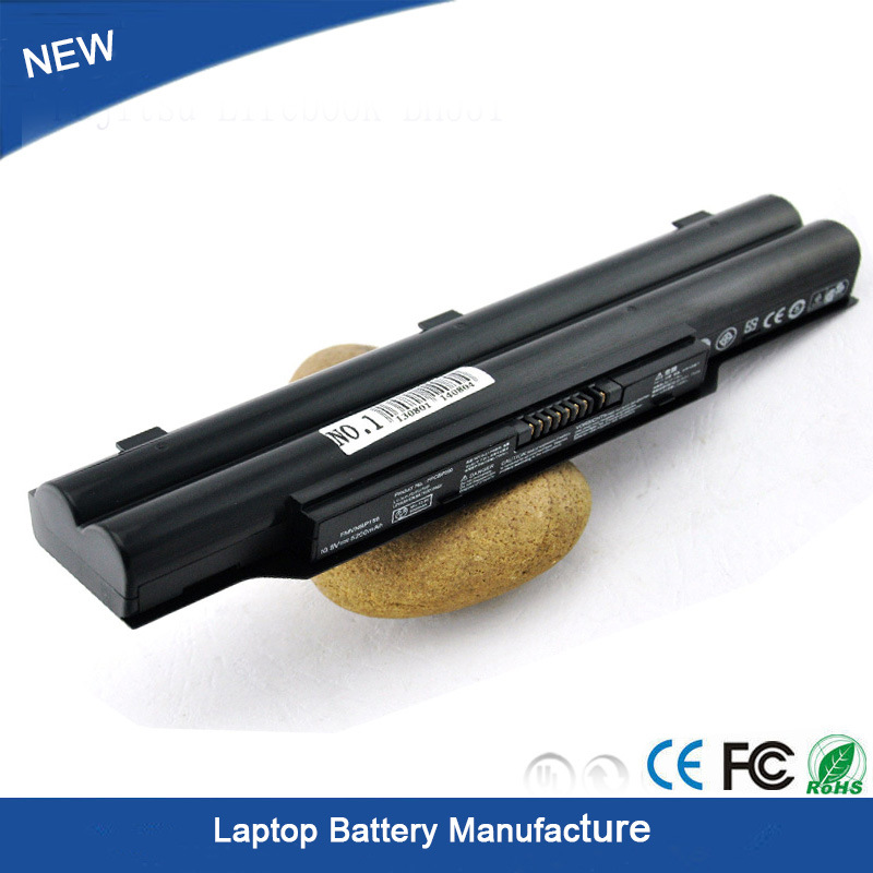 Rechargeable Battery for Fujitsu Lifebook A530 Ah531 Lh520 Lh701
