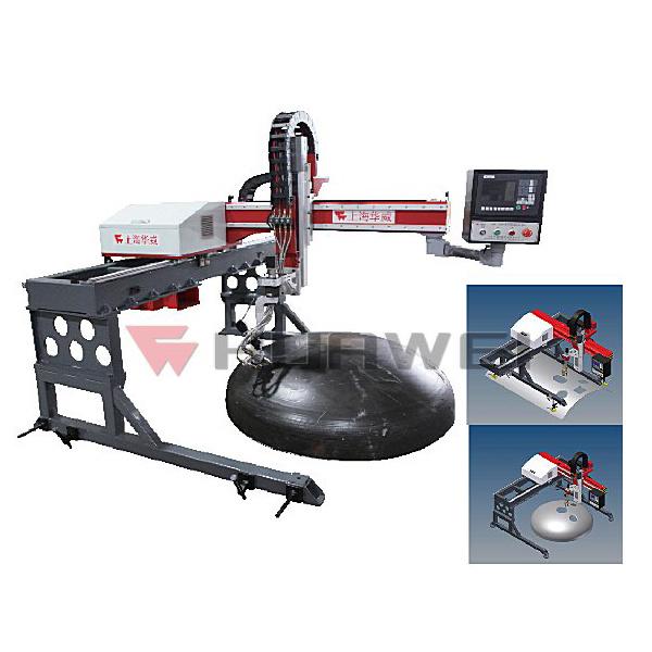 (HNC-1200M) Multifunction CNC Cutting Machine