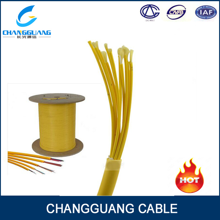 Micro Air Blown Underground Fiber Optical Cable Made in China Microcable