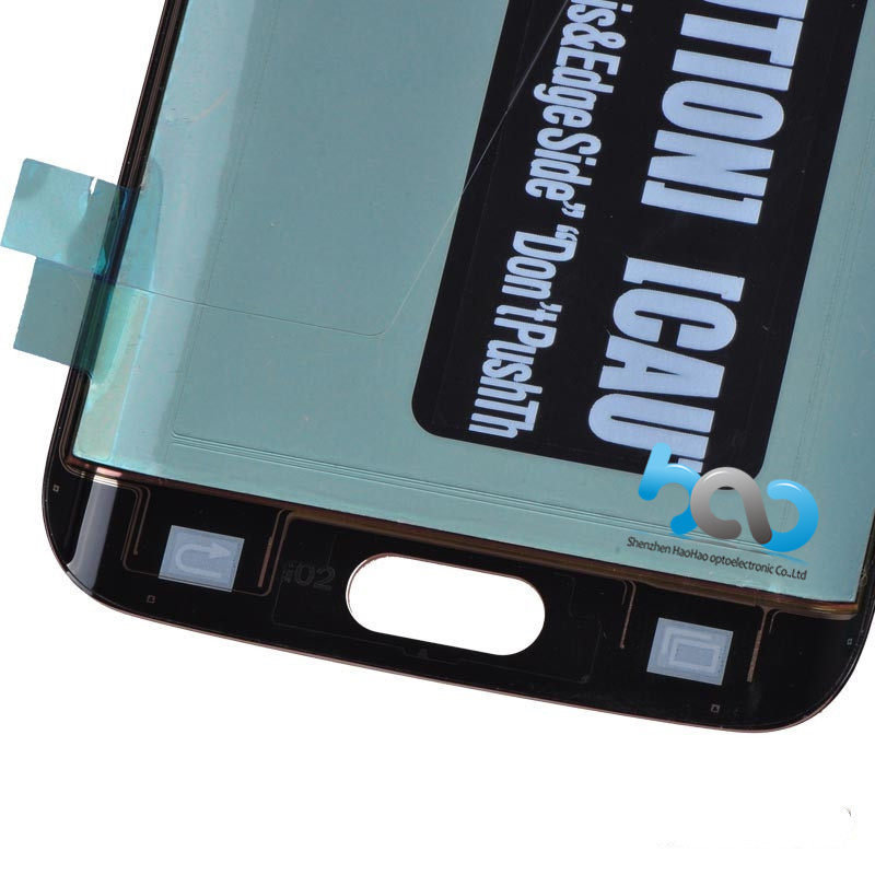 Cell Phone Accessories Digitizer Panels Display LCD for Samsung Galaxy S6 Edge