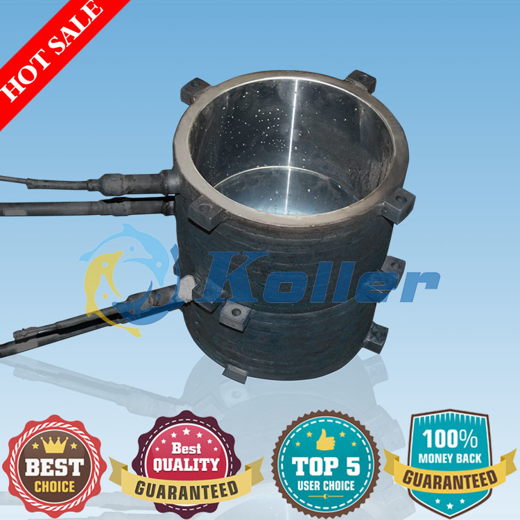 Koller Hot Sale Flake Ice Evaporator Drum with Best Quality