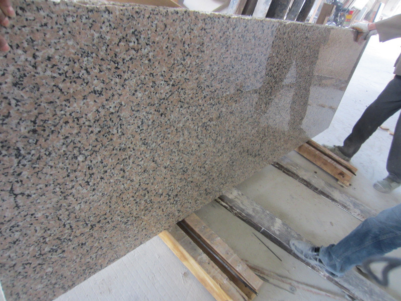 Granite Slab Polished G563 Granite Stone Tiles for Sale