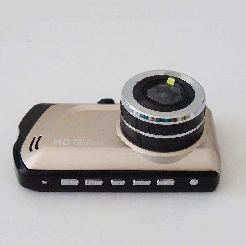 3.0 Inch HD TFT Display Car DVR, 170 Wide-Angle Lensrecorder, Black Box (YT-Car DVRT31F)