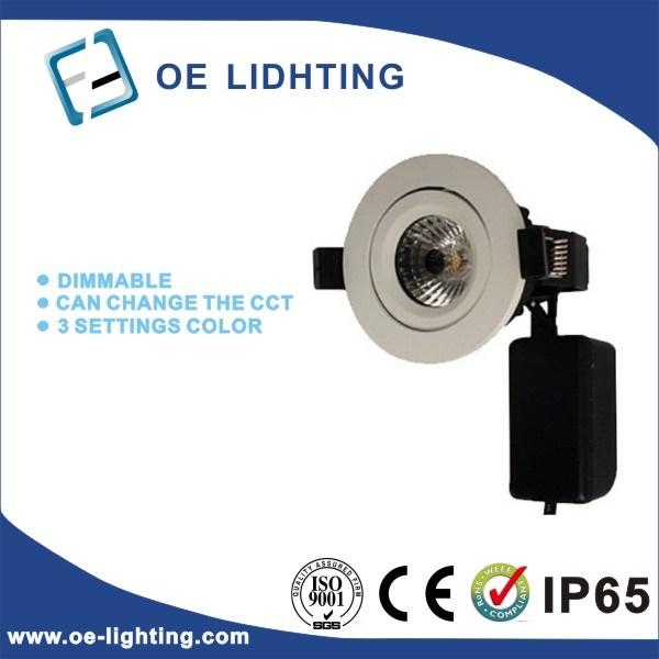 Quality Certification New 8W COB LED Down Light