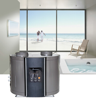 Household Air to Water Heat Pump