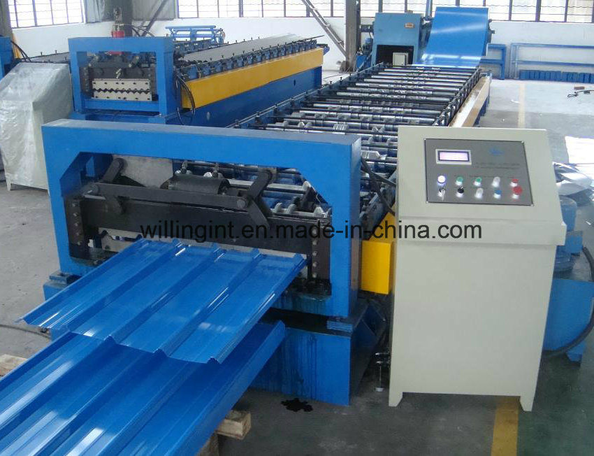 Metal Stud Roof and Wall Panel Roll Forming Machine (LDG-1040/1035)