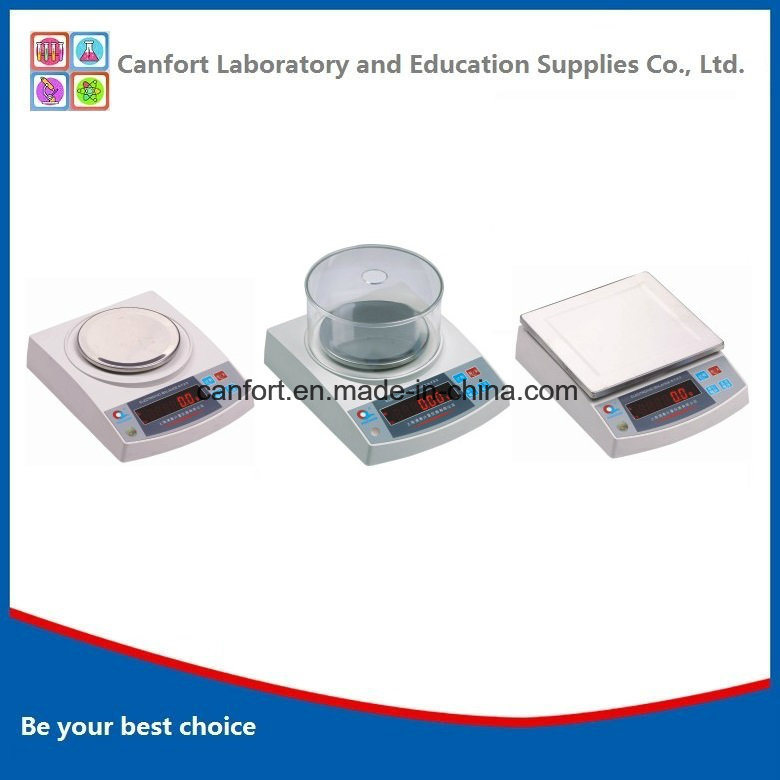 Hot Sale Low Price Electronic Balance with Built-in Battery for Multiple Use 0.2g/0.02g