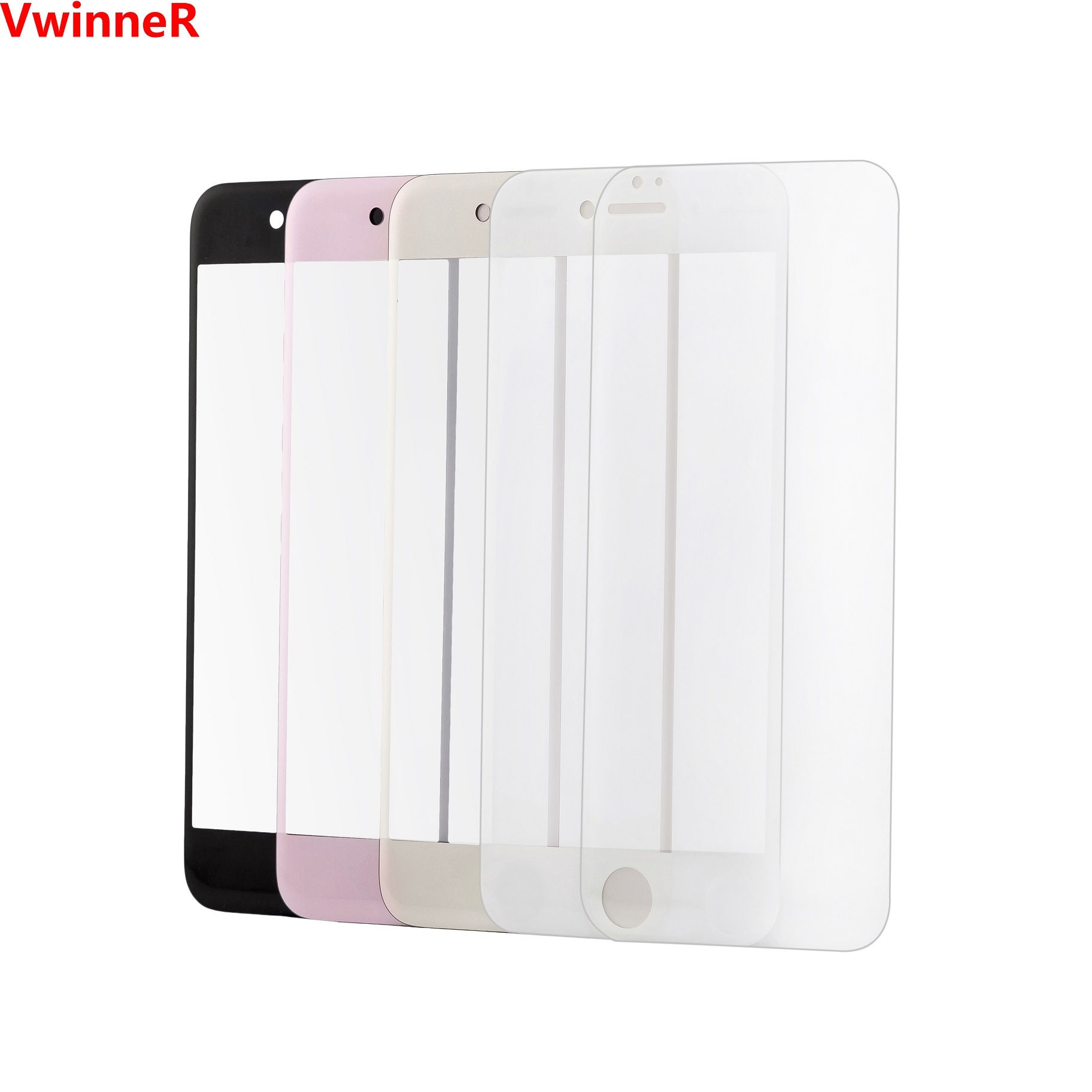 Factory Price 9h 0.26mm 3D Tempered Glass Screen Guard for iPhone7