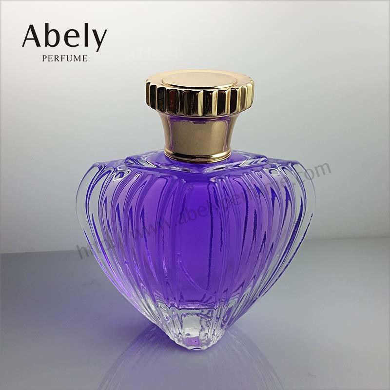 Discount 100ml Elegant and Portable Glass Perfume Bottle