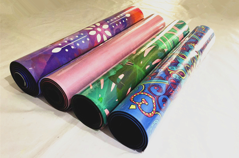 OEM Quality Custom Printed Yoga Mat Factory Price