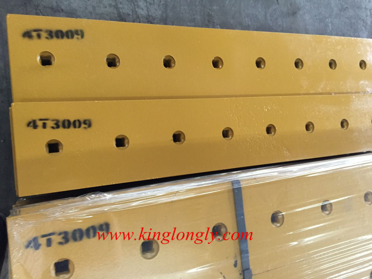 Bulldozer Cutting Edge with High Carbon Steel 4t3009