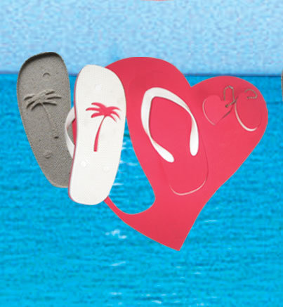 Board Sandals & Slippers Flip Flop Sandals Promotional Sandals