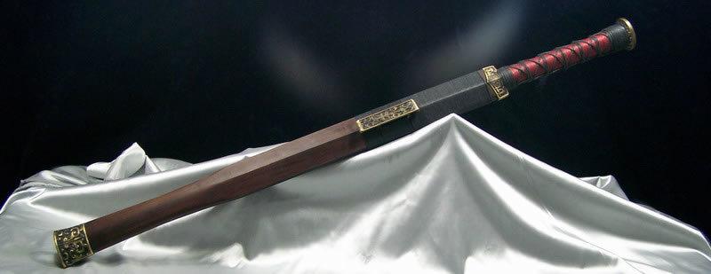 Short Han Dynasty Jian Sword