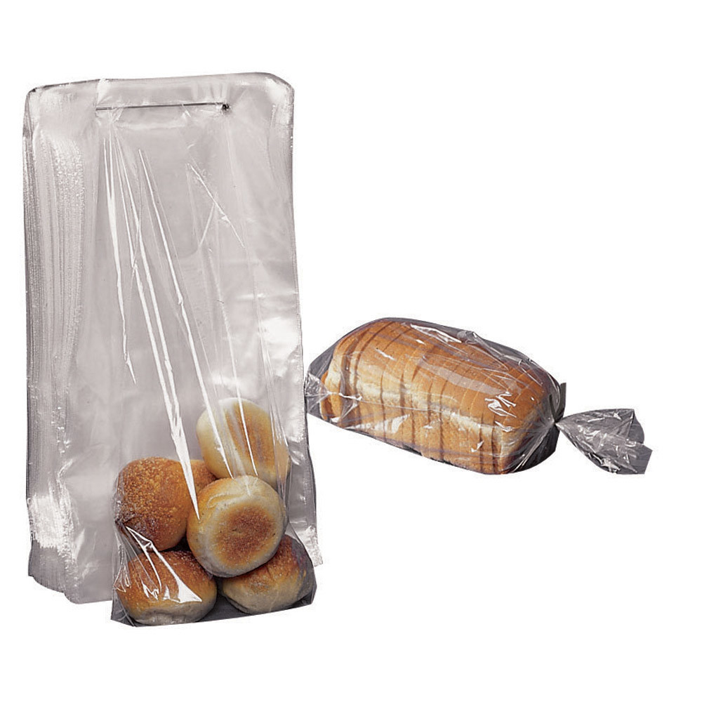 Plastic Wicket Bag (Plain or Printed)