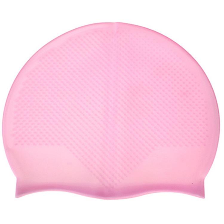 Cheap Custom Silicone Swim Cap with Logo