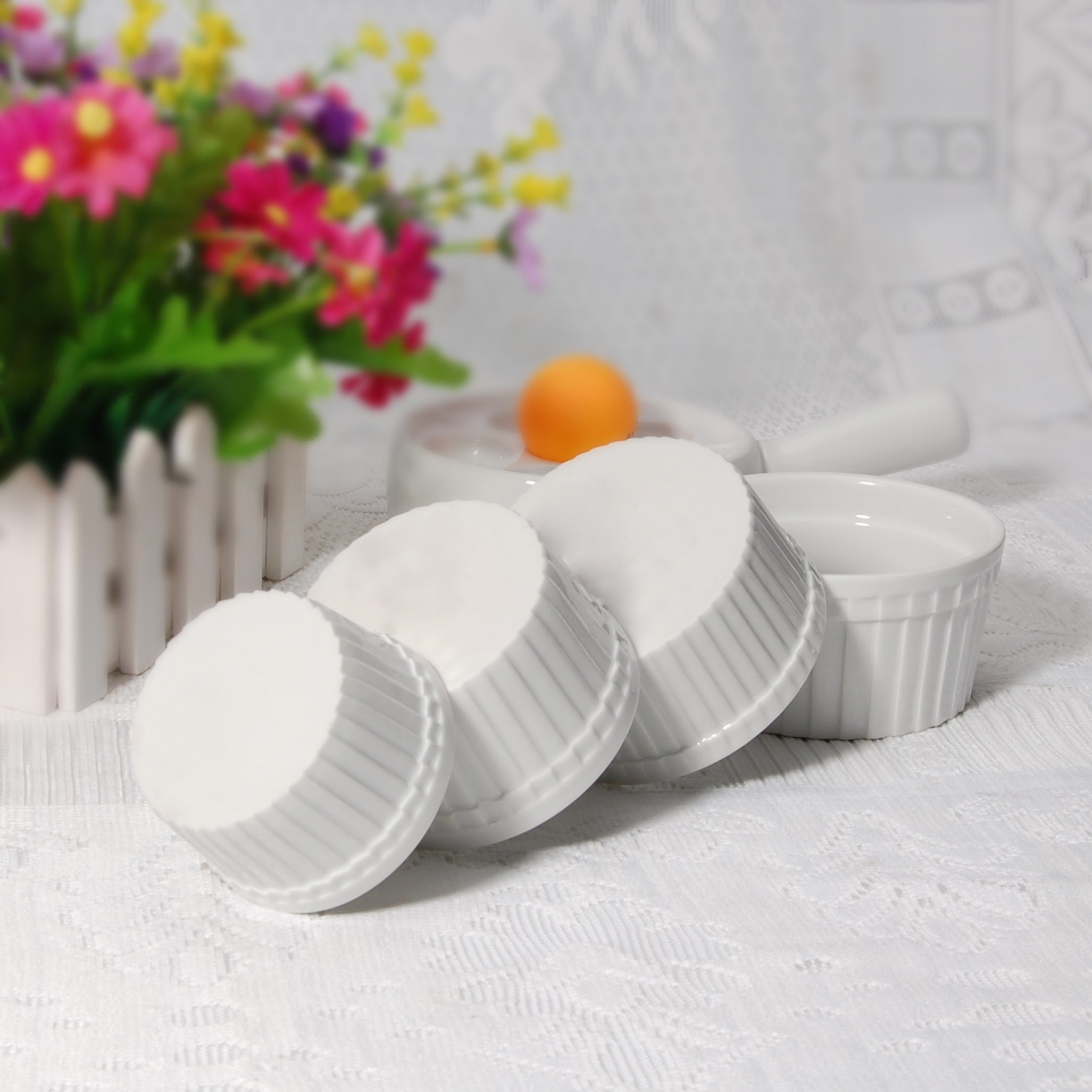 China Wholesale Kitchenware, Porcelain Hotel Round Bowl of All Sizes