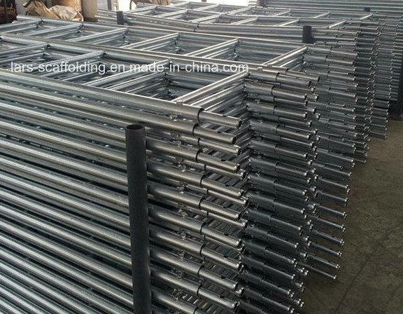Steel Ringlock Scaffolding Ladder with HDG