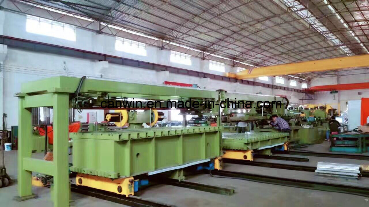 Automatic Stacking Ctl - Cah (23) -400la Cut to Length Line