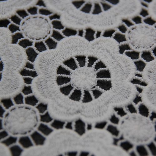 Chemical Lace Fabric for Women Clothes