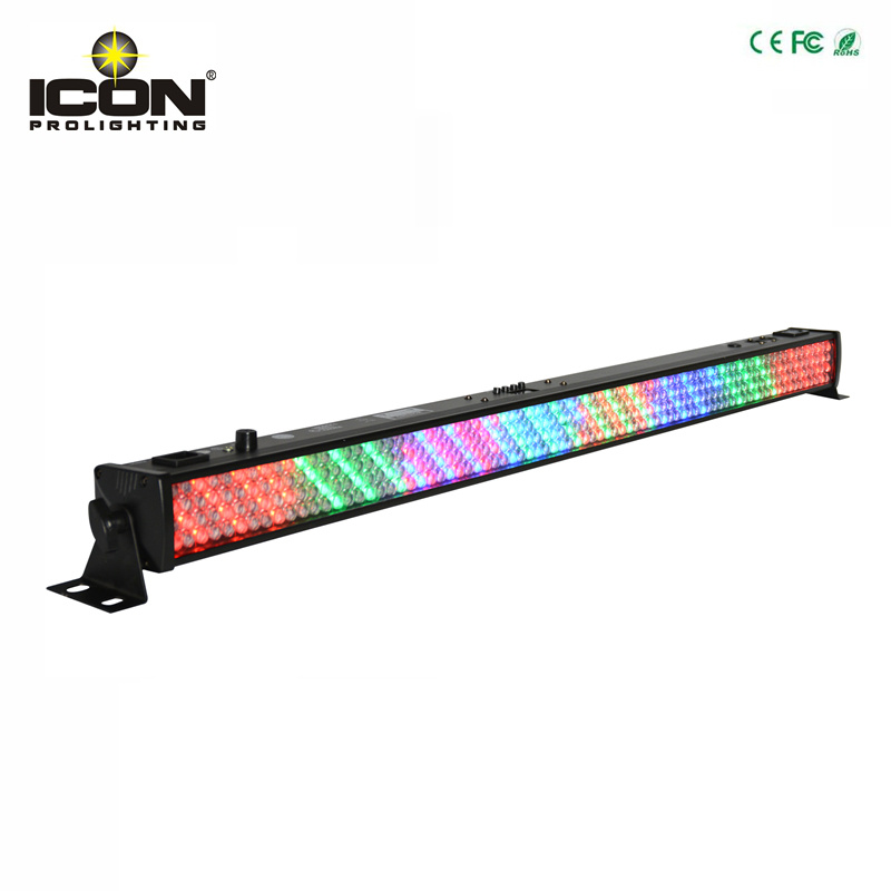 252PCS RGB LED Wall Washer Light with Remote Chasing Effect