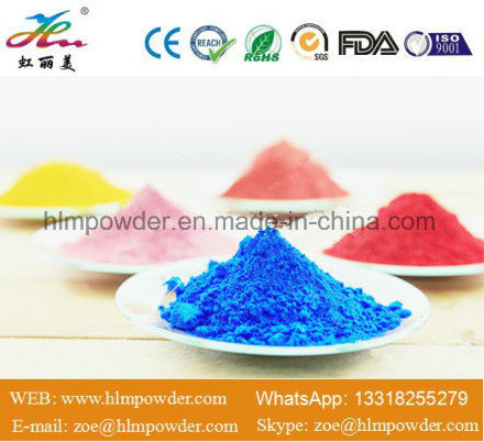 Electrostatic Spray Epoxy-Polyester Powder Coating for Decoration