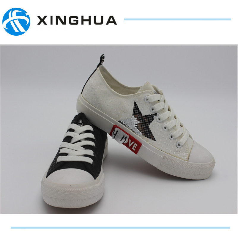 Stars Canvas Shoes for Supplier