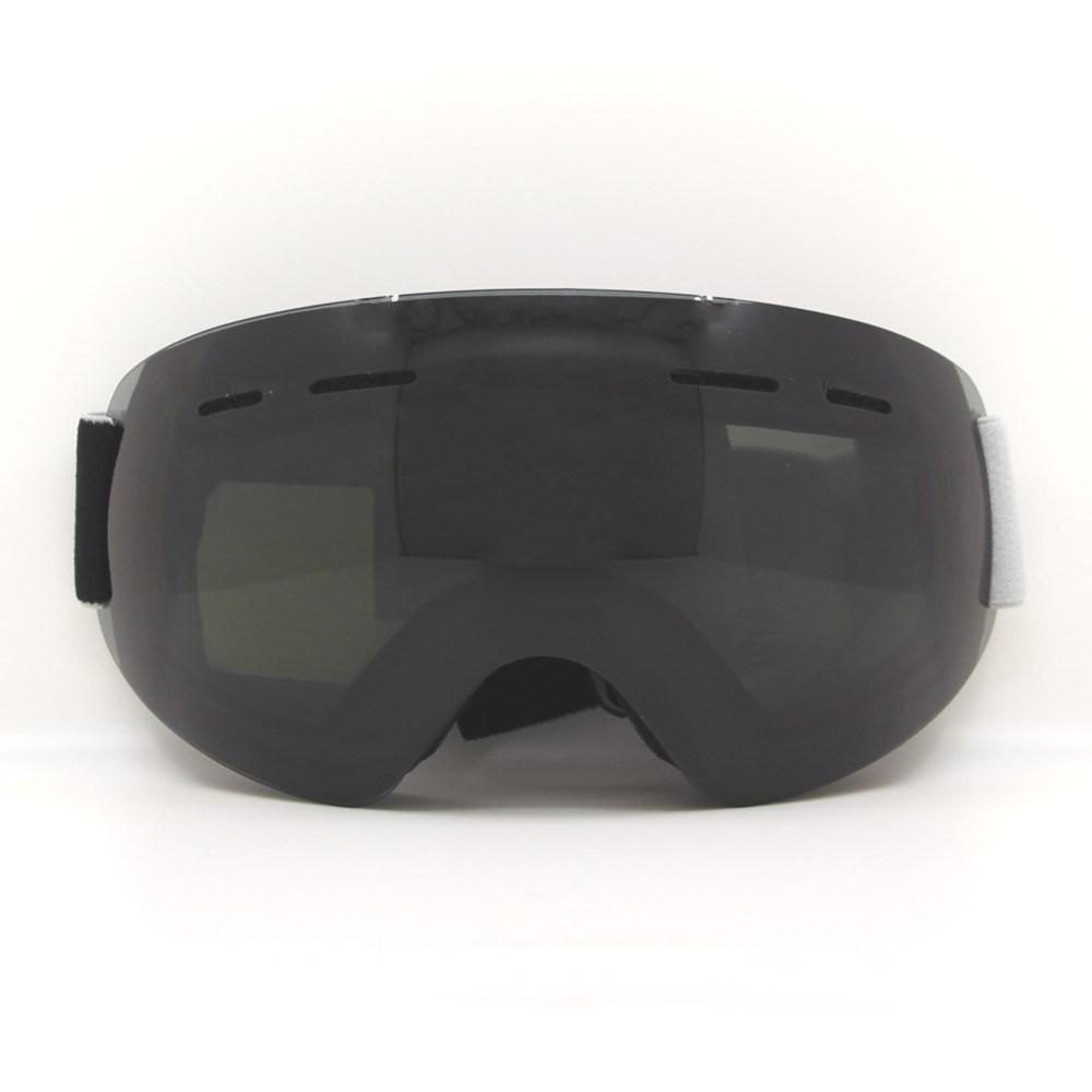 Ski Goggles Double Layers UV400 Anti-Fog Big Ski Mask Glasses