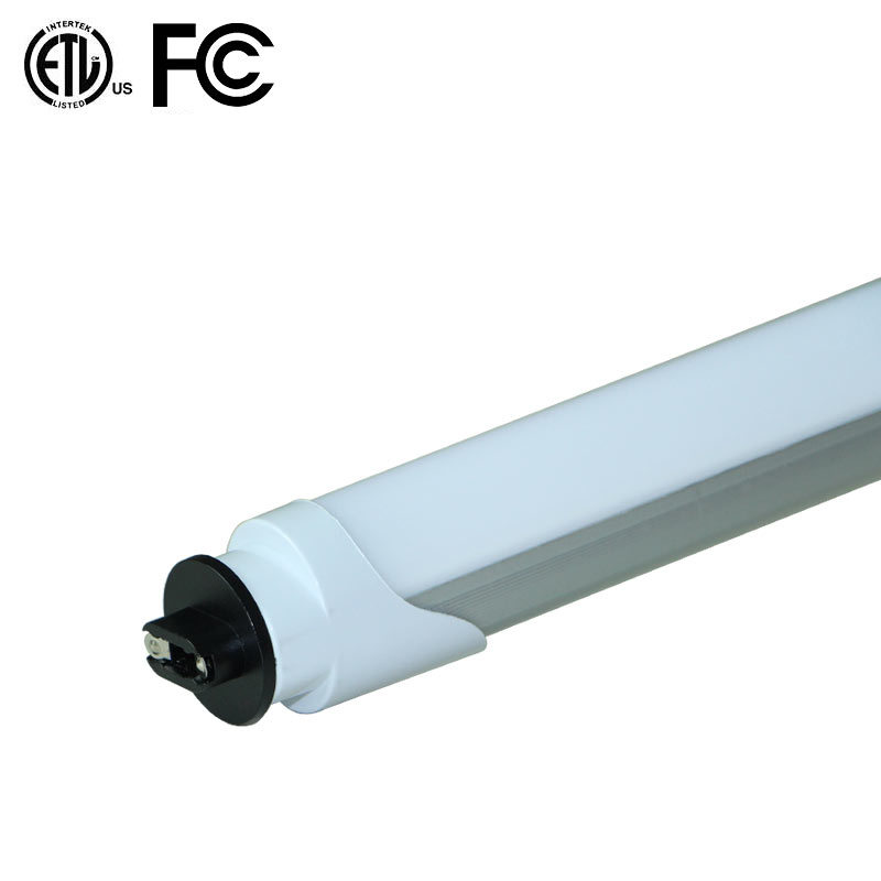 PC Aluminum Frosted Cover 2FT 3FT 4FT 5FT T8 LED Tube Lighting ETL Ce RoHS