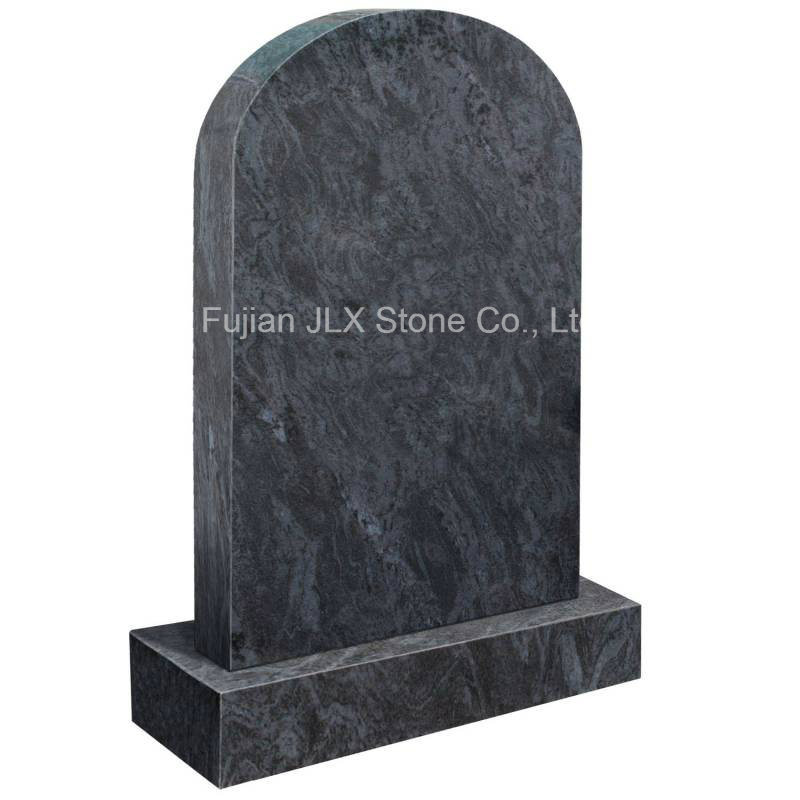 Wholesale Simple Cutting Granite Memorial Monuments in American Style