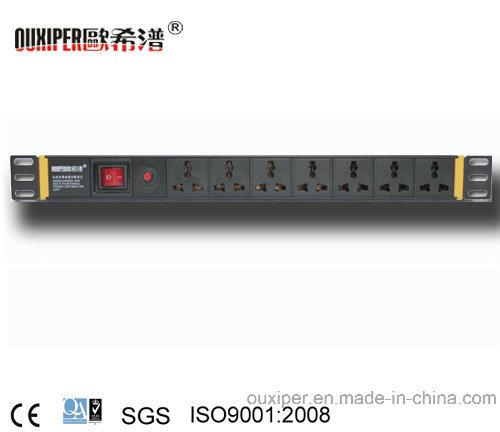 High Quanlity Customized Socket, 16A PDU