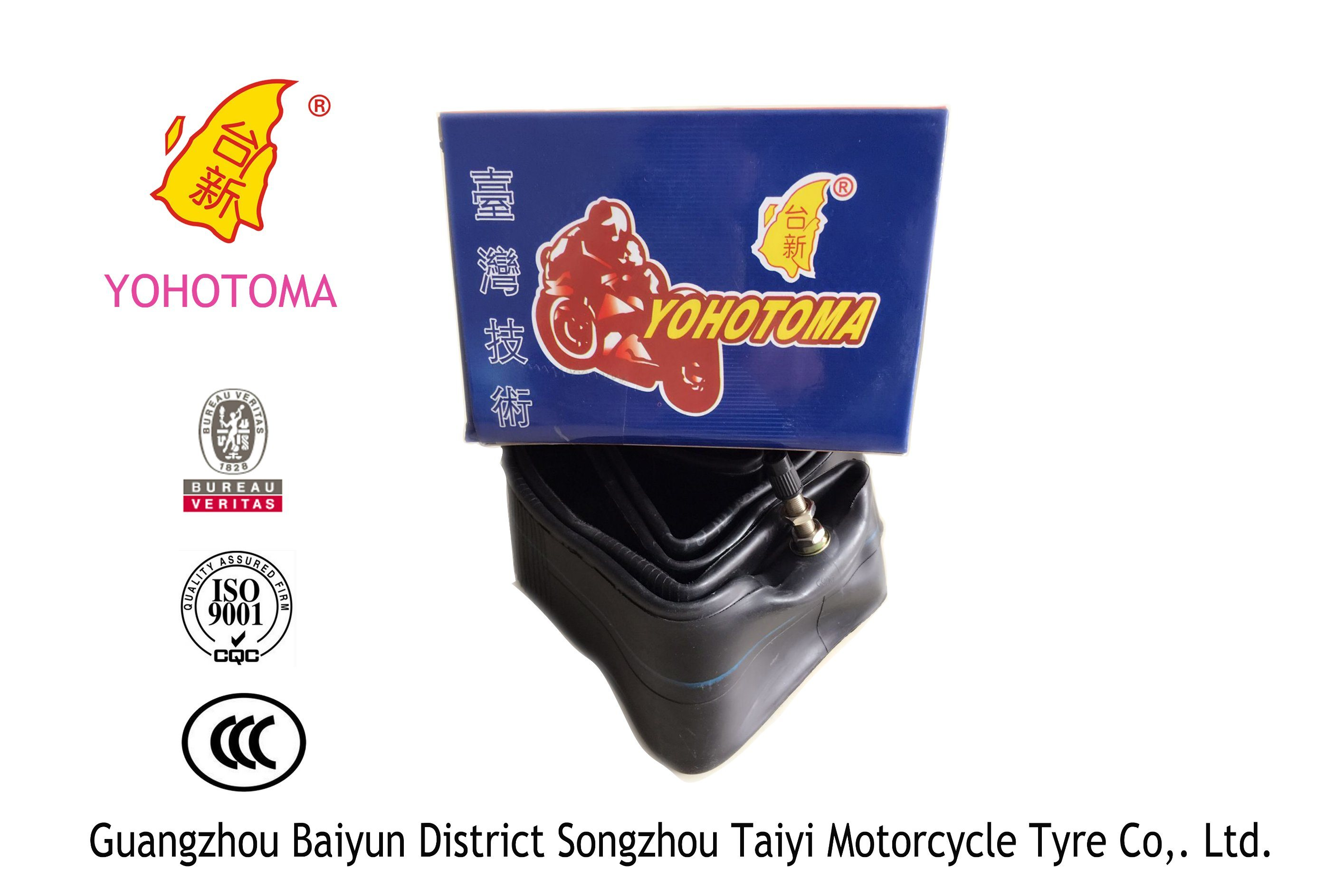 High Quality and Long Life Motorcycle Tyre (300-17 Yt-257 Tt)