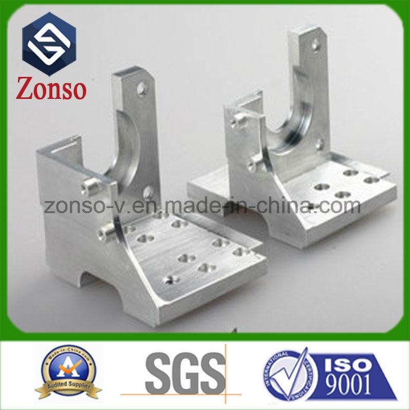 Manufacturing High Precision Complex CNC Machinery Parts