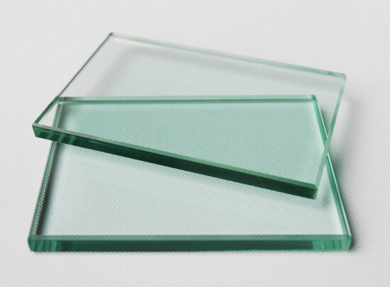Tempered Ultra Clear Display Showcase Glass