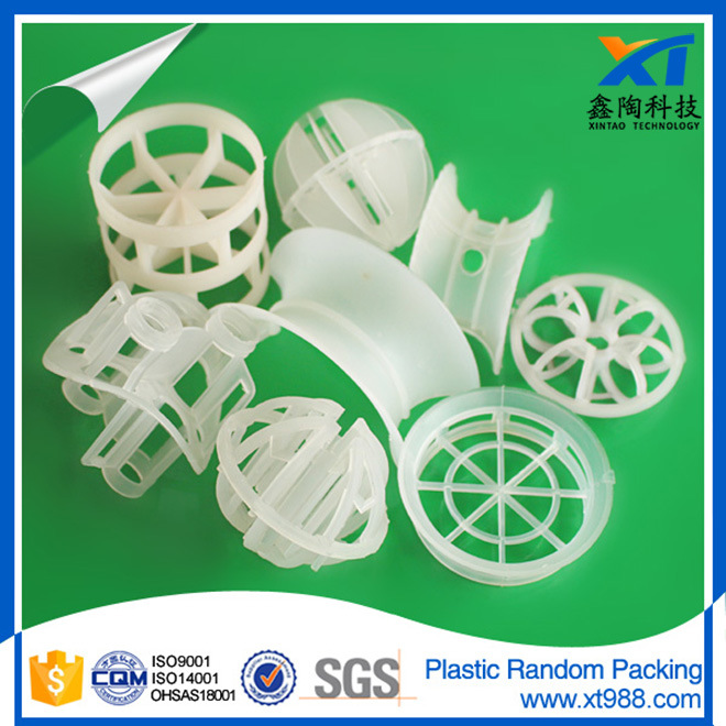 Plastic Random Packing