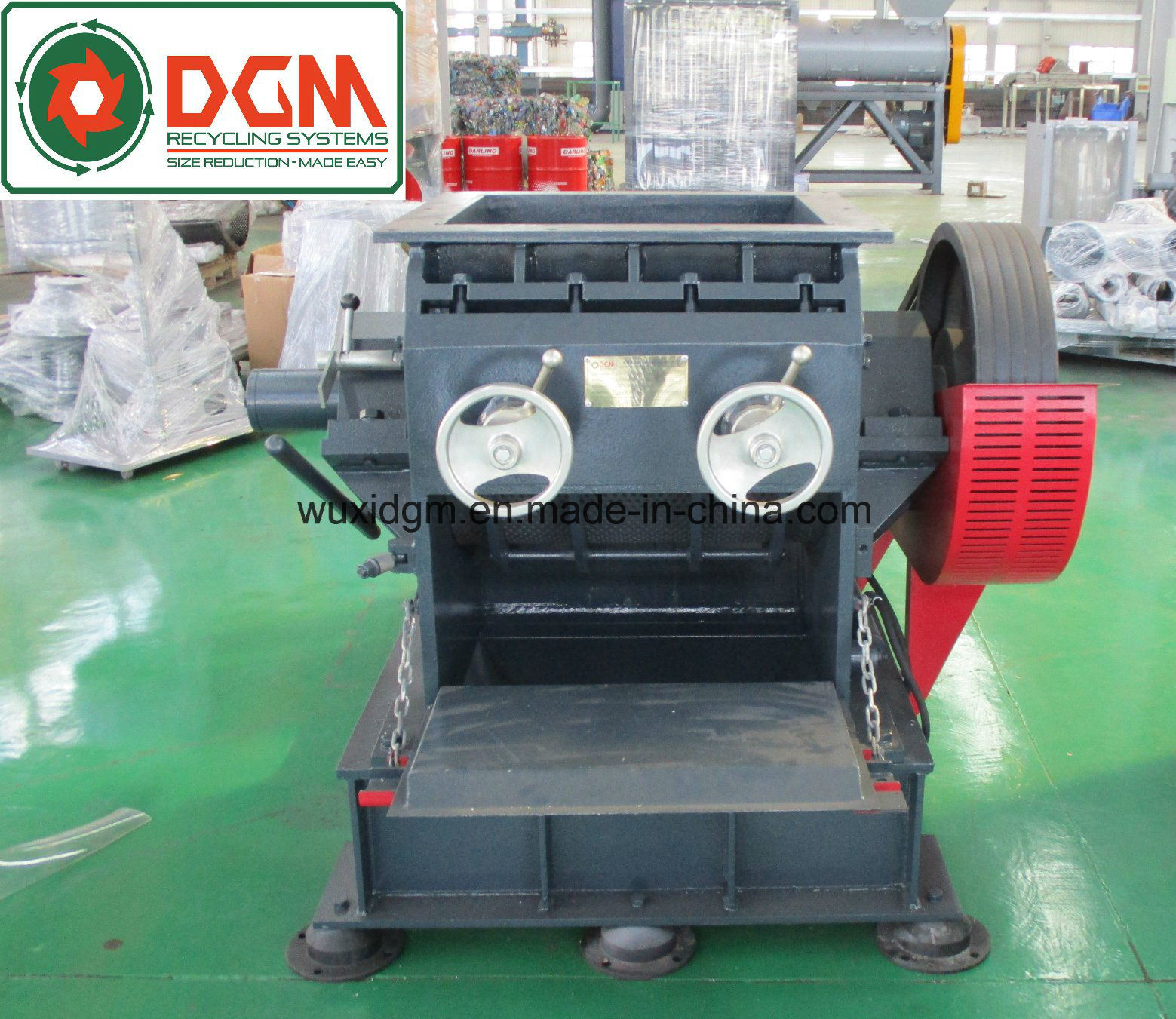 DGH350500 Heavy Duty Granulators